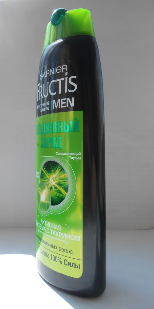 Шампунь Garnier Fructis Men с таурином